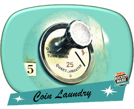 Rocket Wash Coin Laundry, Laundrette, Laundromat Washer and Dryer Prices