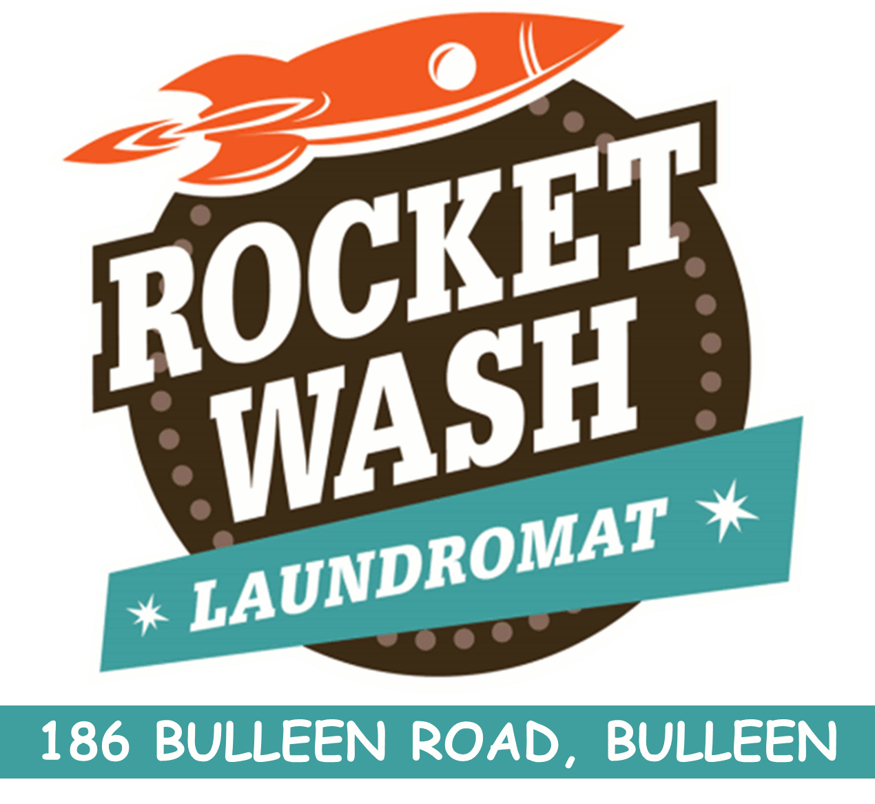 Washing Service and Ironing Service. Rocket Wash Laundromat - Best Coin Laundry in Melbourne!